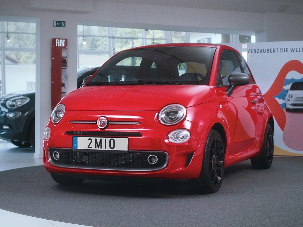 Fiat 500 broj 2.000.000