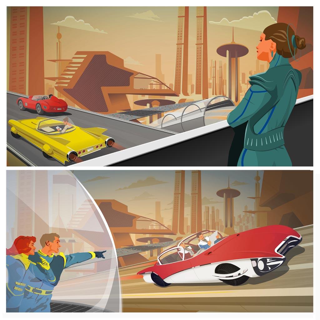 Autonomni automobili budućnosti