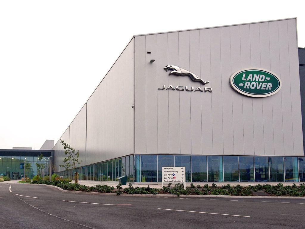 Jaguar Fabrika