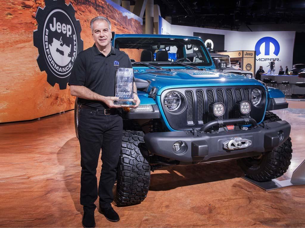 Jeep Wrangler - SEMA 2019.