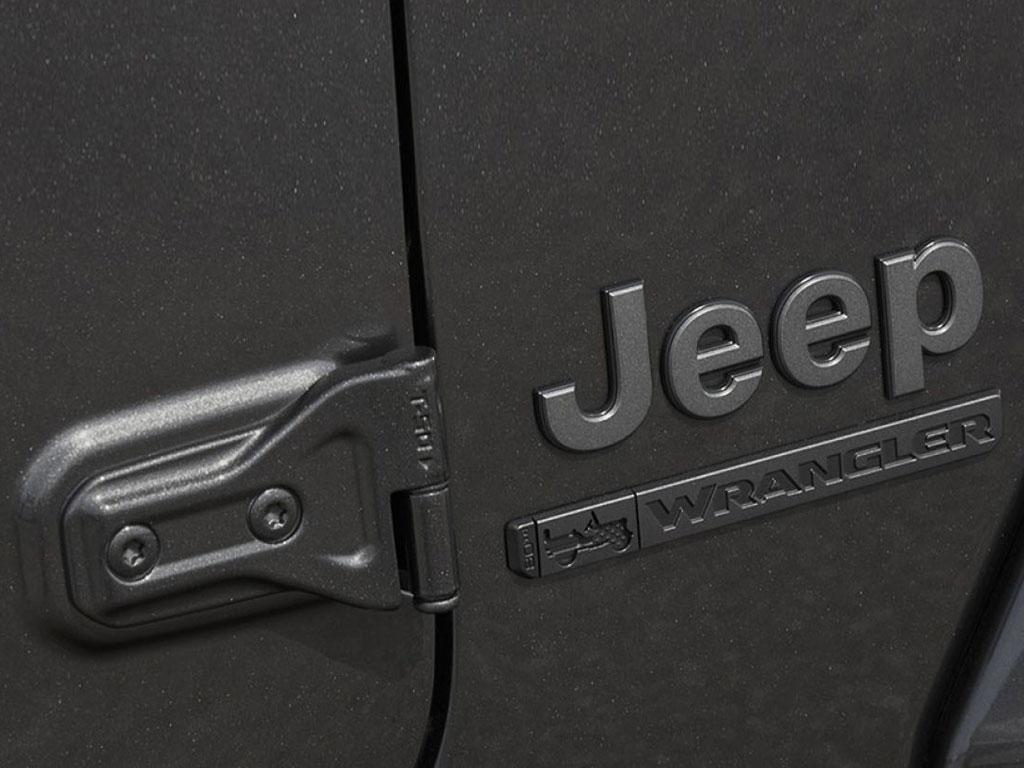 Jeep - Znak
