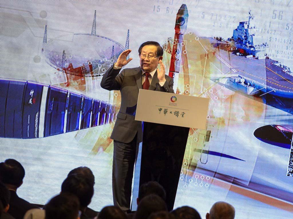 Wan Gang, potpredsednik Nacionalnog veća za razvoj Kine