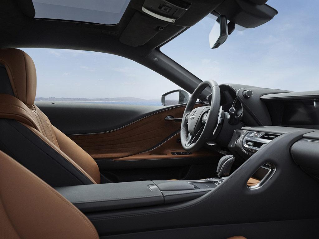 Lexus LC LE