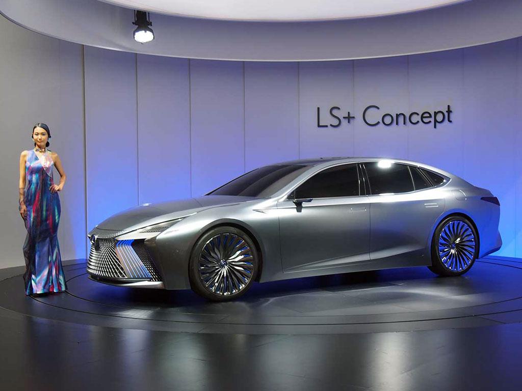 /Lexus LS Plus Concept