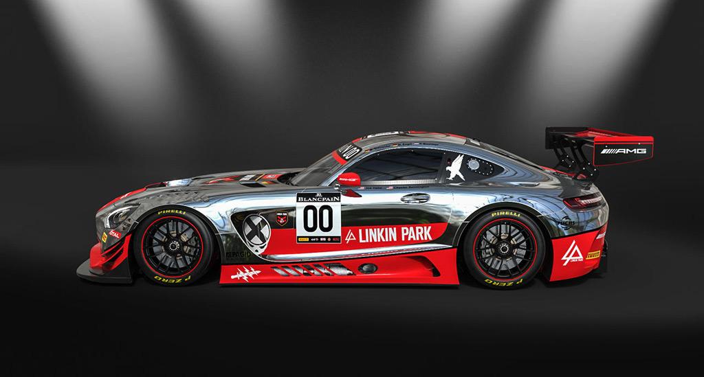 Mercedes-AMG GT3 Sport