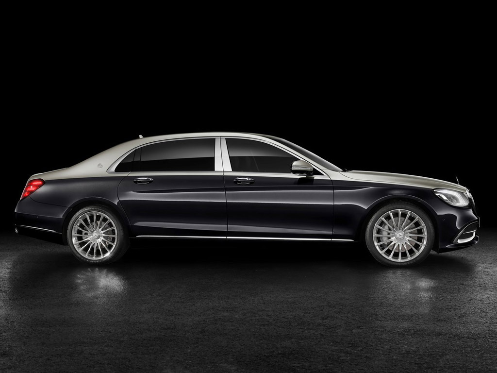 Mercedes-Maybach S klase