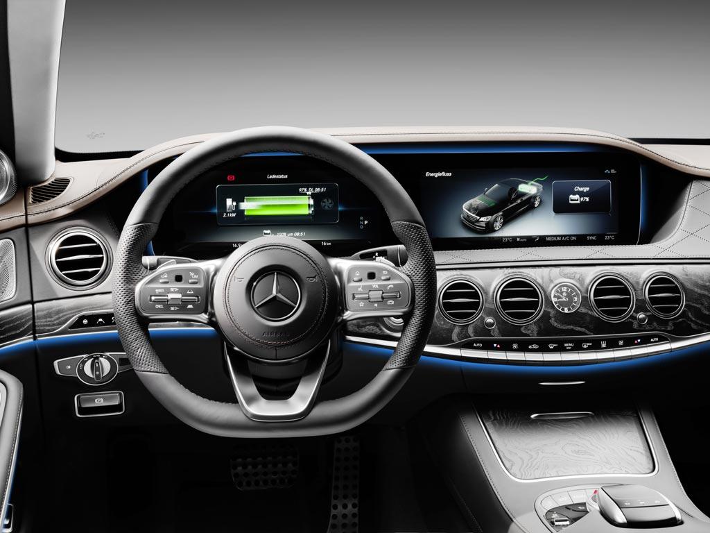 Mercedes-Benz plug-in hibrid S 560 e