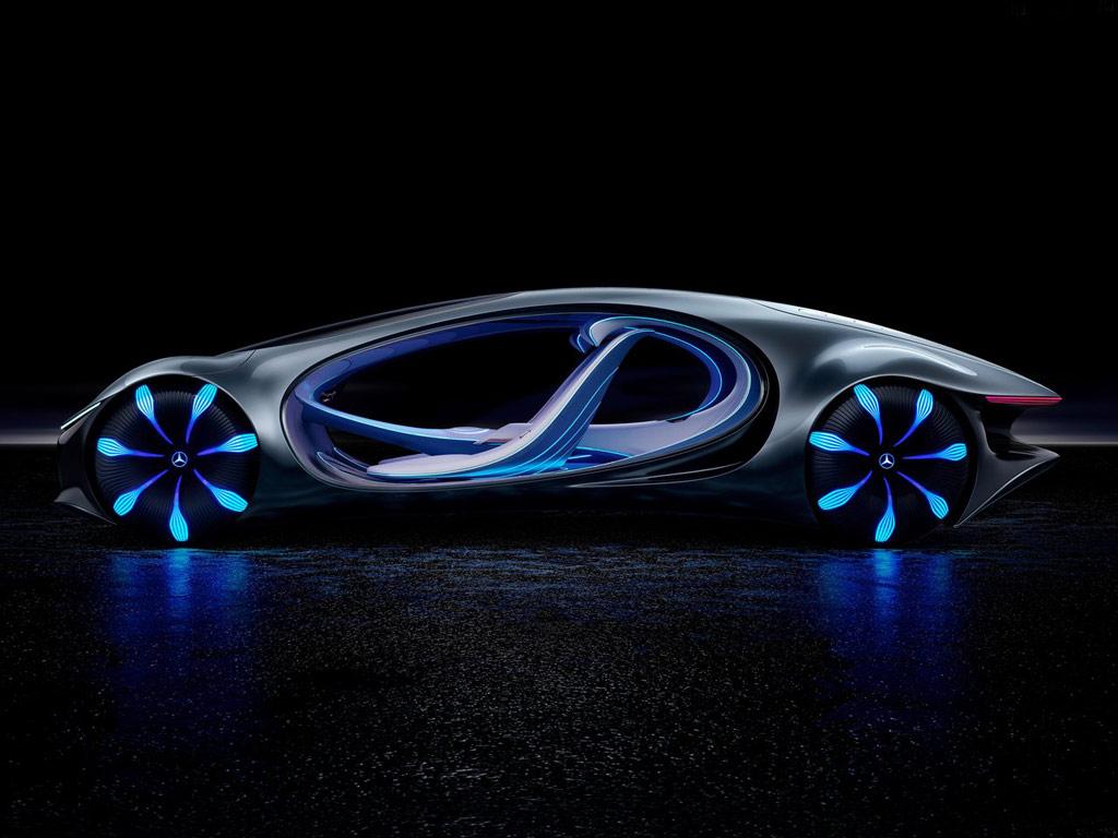 Mercedes-Benz Vision Avtr Concept