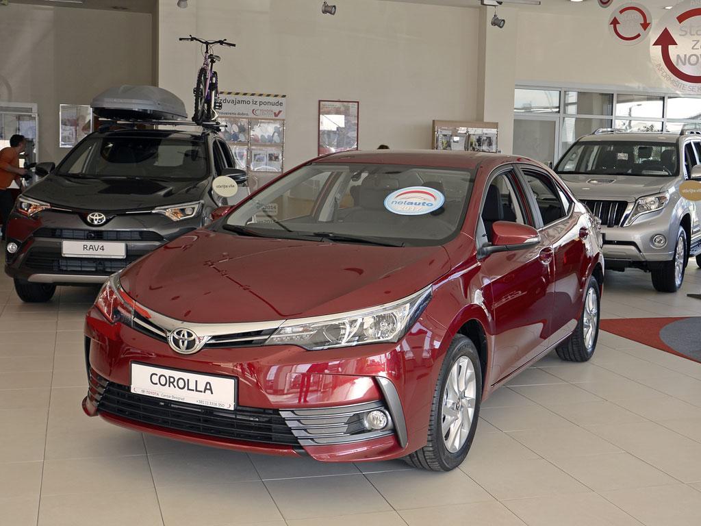 Toyota Corolla najprodavaniji automobil na svetu - NetAuto 2017