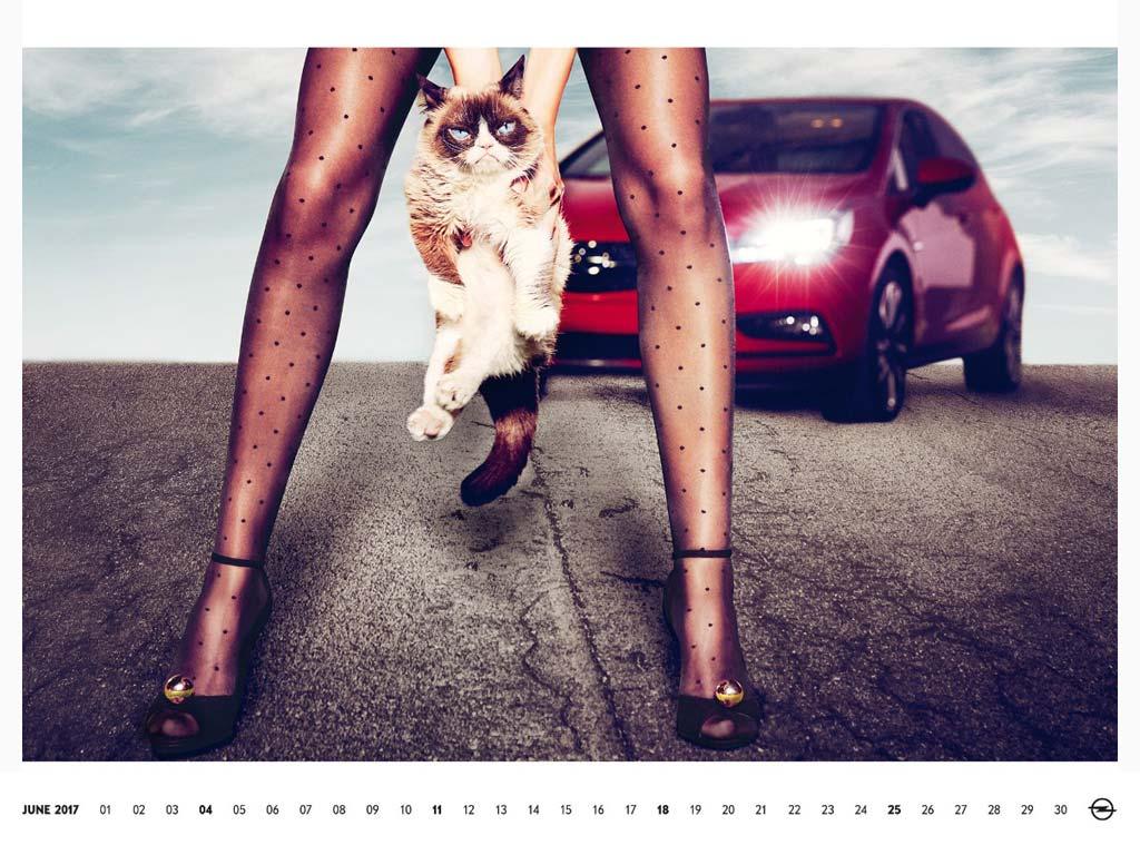 Opelov kalendar za 2017.