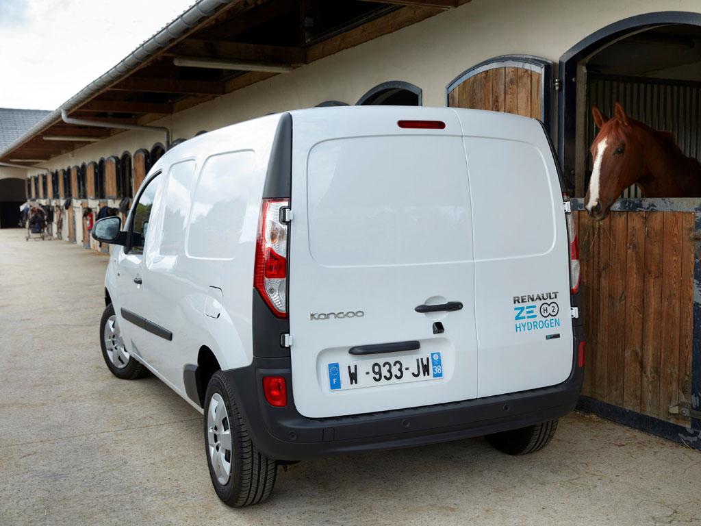 Renault Kangoo Z.E. Hydrogen
