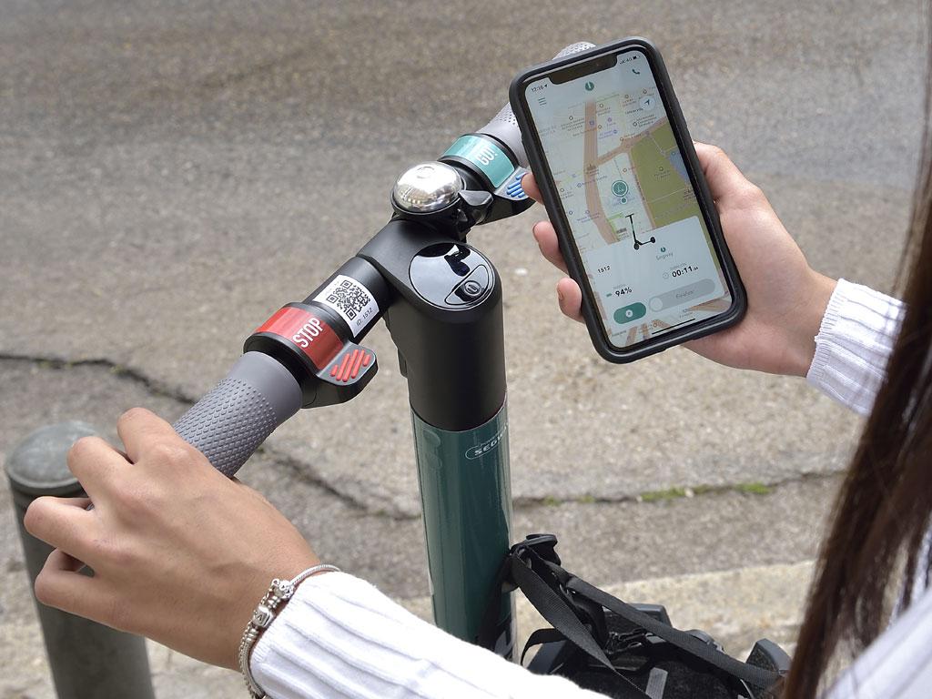 SEAT e-skuter
