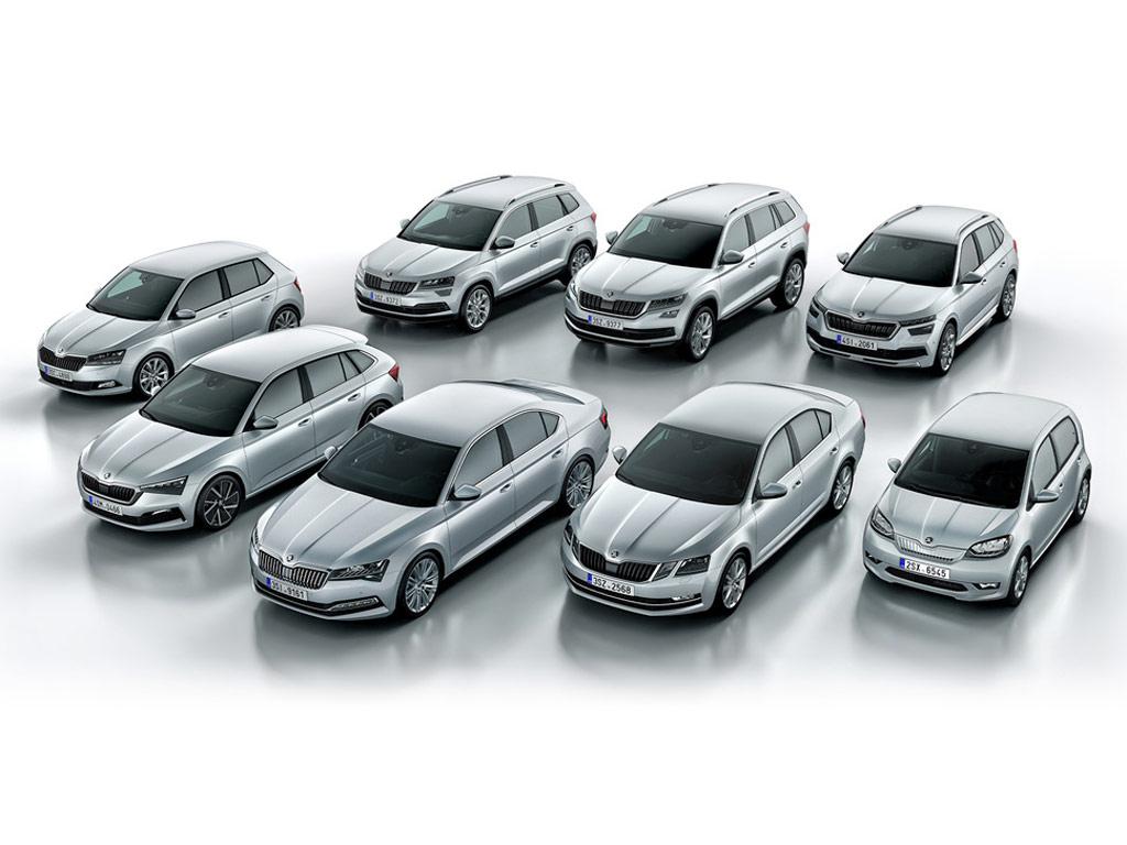 Škoda prodaja u oktobru 2019,