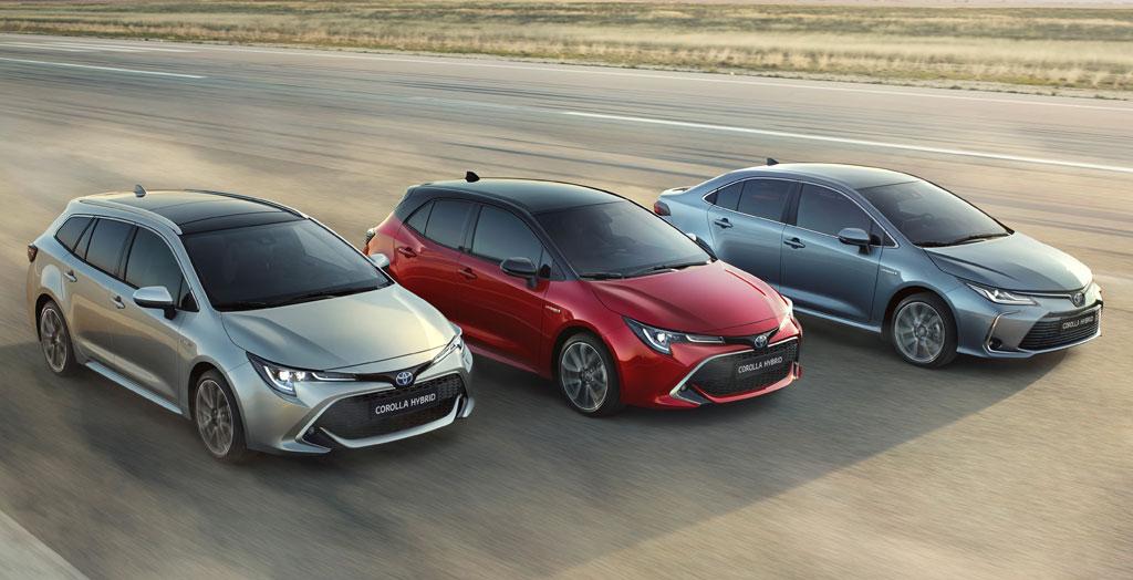 Toyota Corolla gama