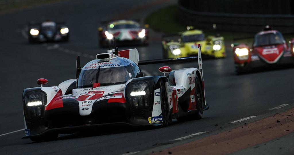 Toyota Gazoo Racing tim na Le Manu