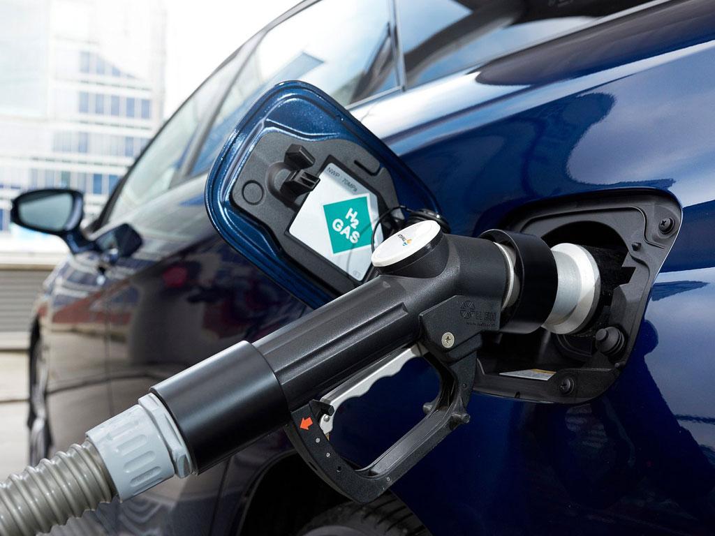 Vodonik kao gorivo