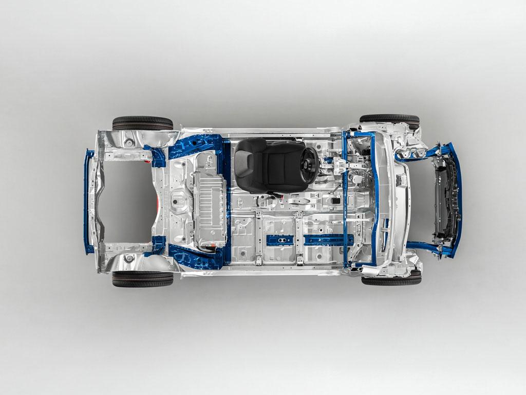 Toyota GA-B platforma