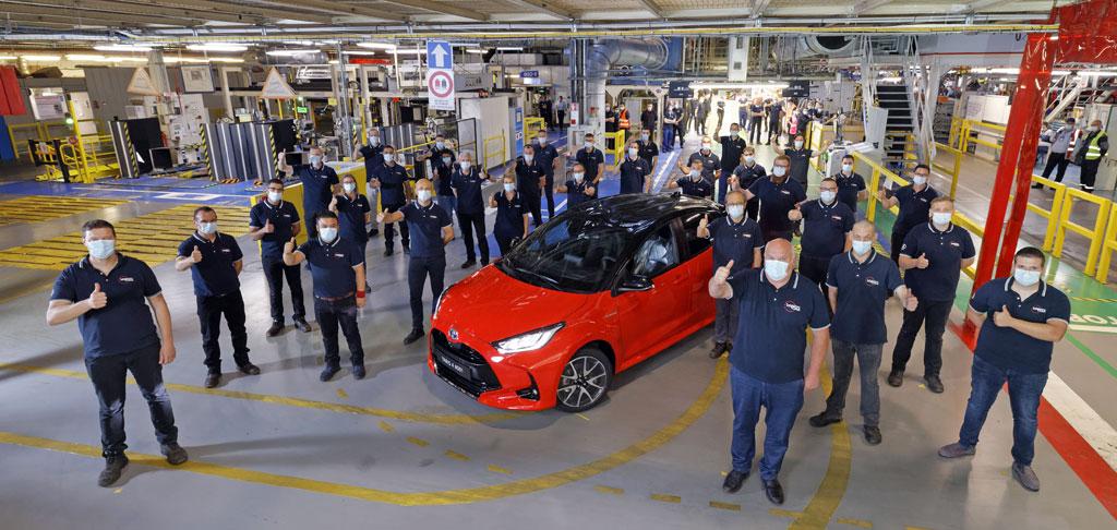 Toyota Yaris - proizvodnja u Francuskoj