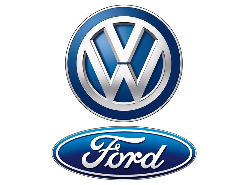 Volkswagen i Ford