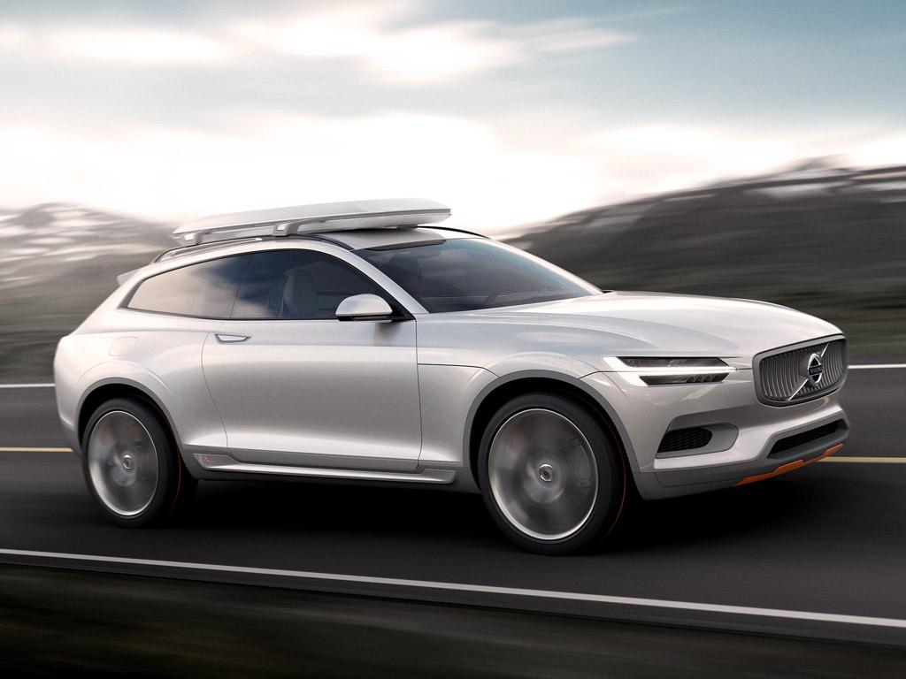 Volvo Concept XC-Coupe