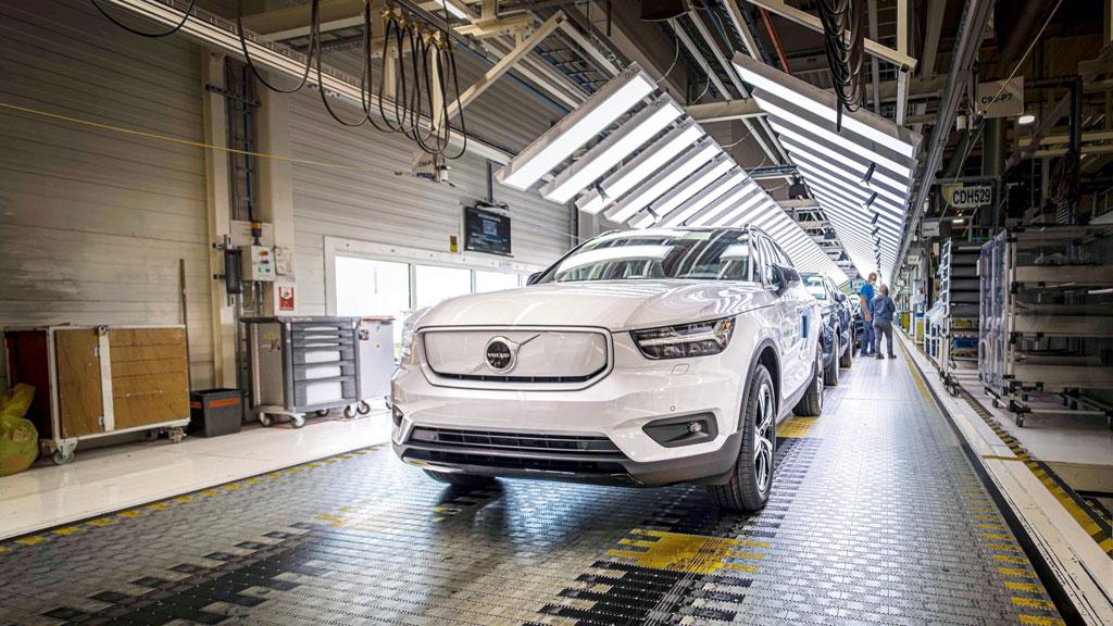 Volvo XC40 - proizvodnja-1