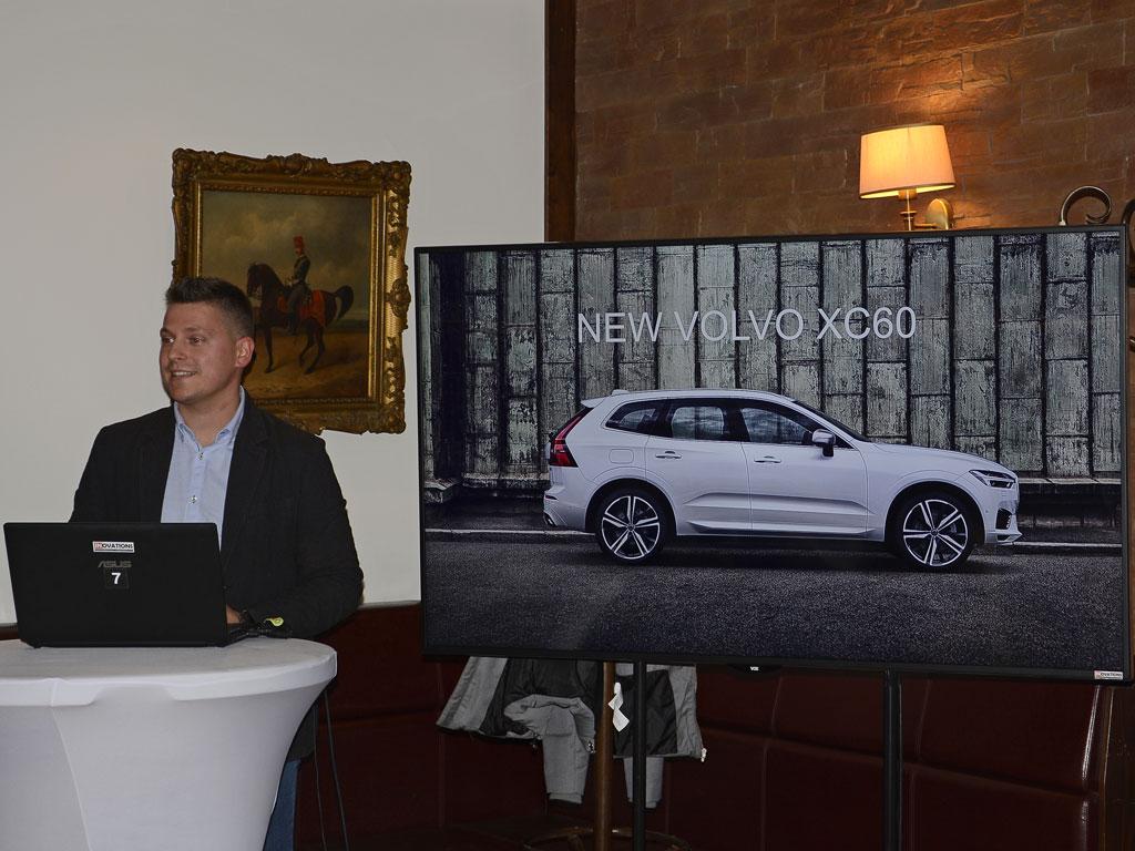 Volvo XC60 - prezentacija