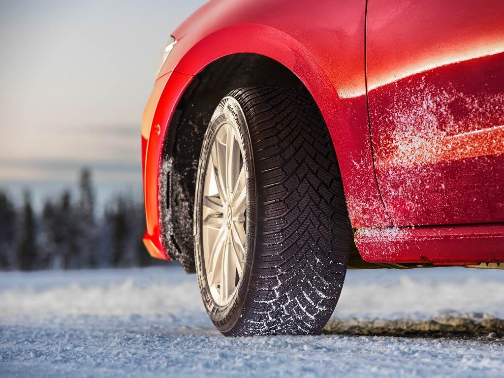 Zimski pneumatik