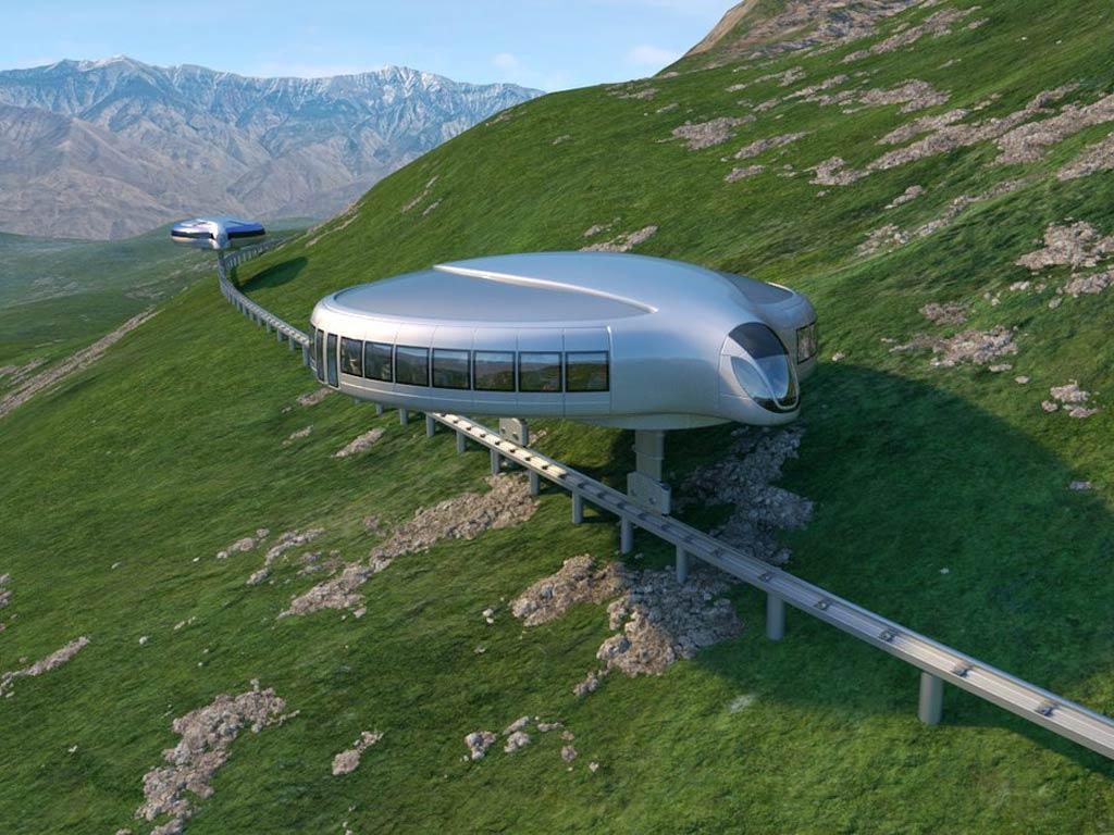 Žirovoz, projekat ruskog inženjera-pronalazača Dahira Semjonova