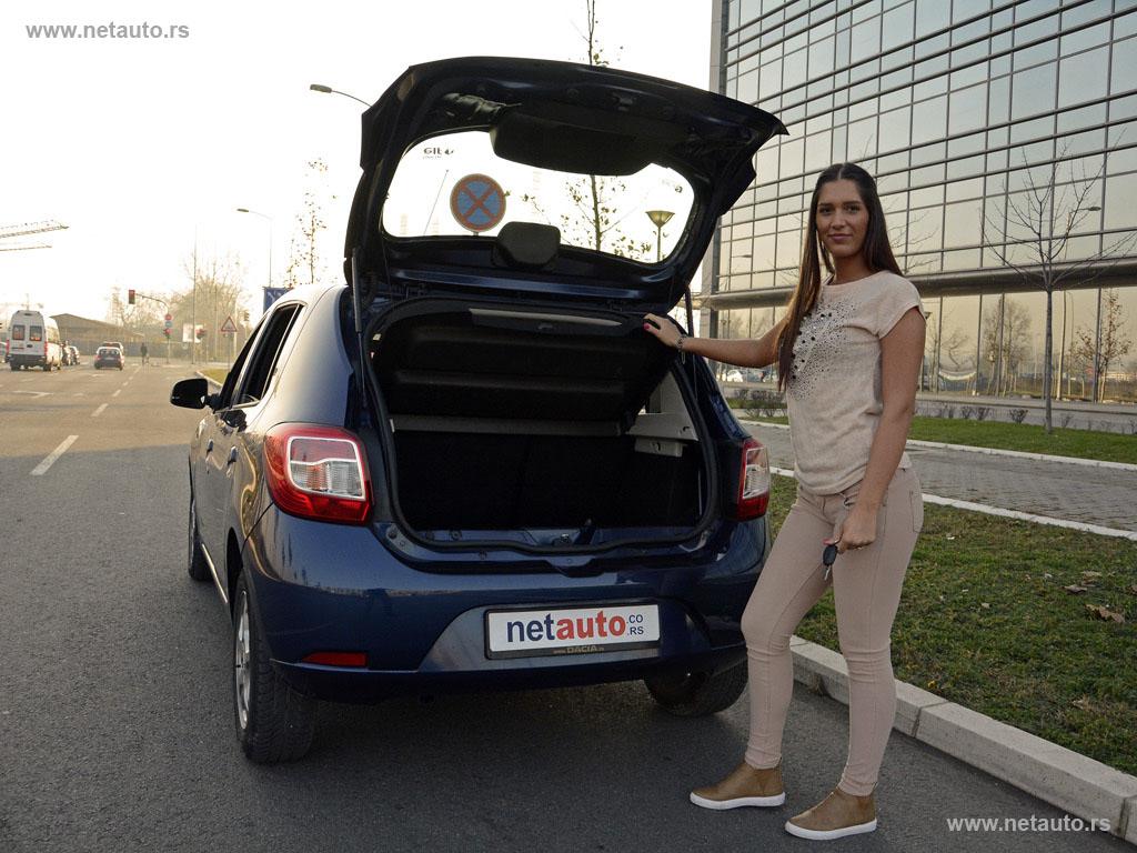 Dacia Sandero 1.5  dCi Life Plus