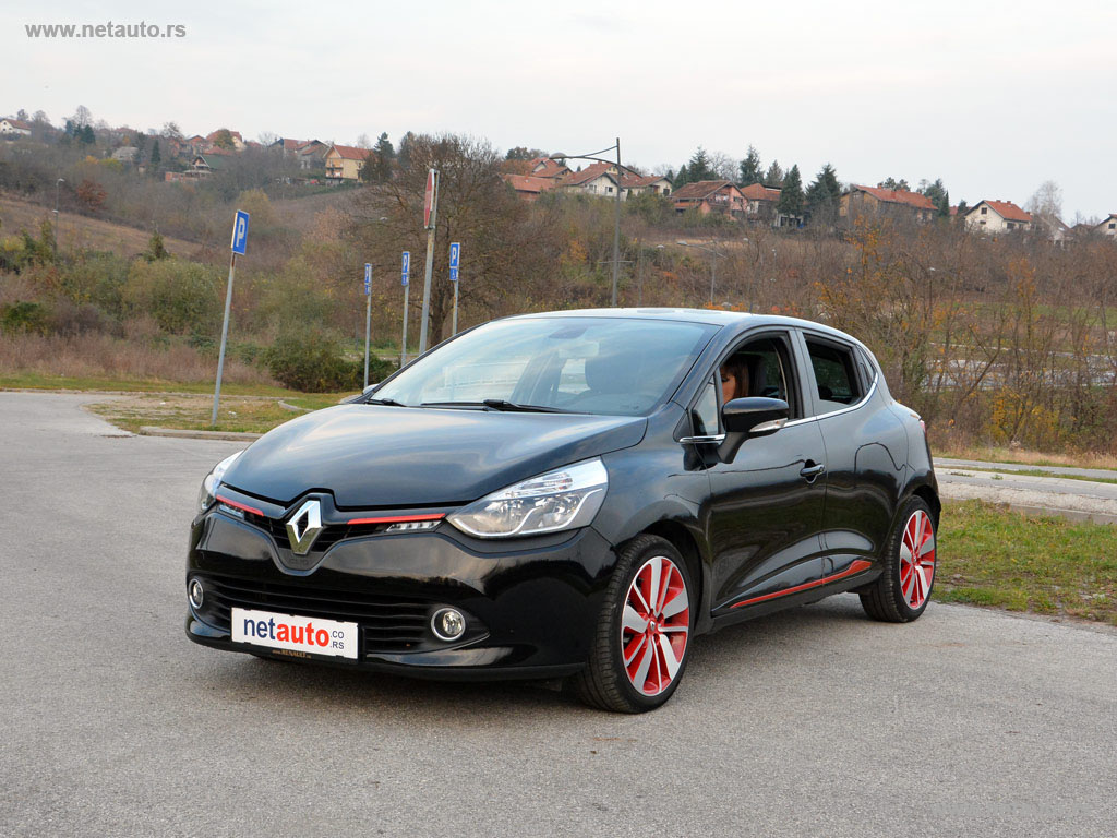 Renault Clio IV 1.5 dCi Techno Feel
