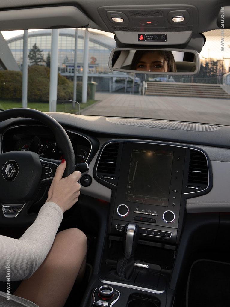 Renault Talisman Initiale Paris