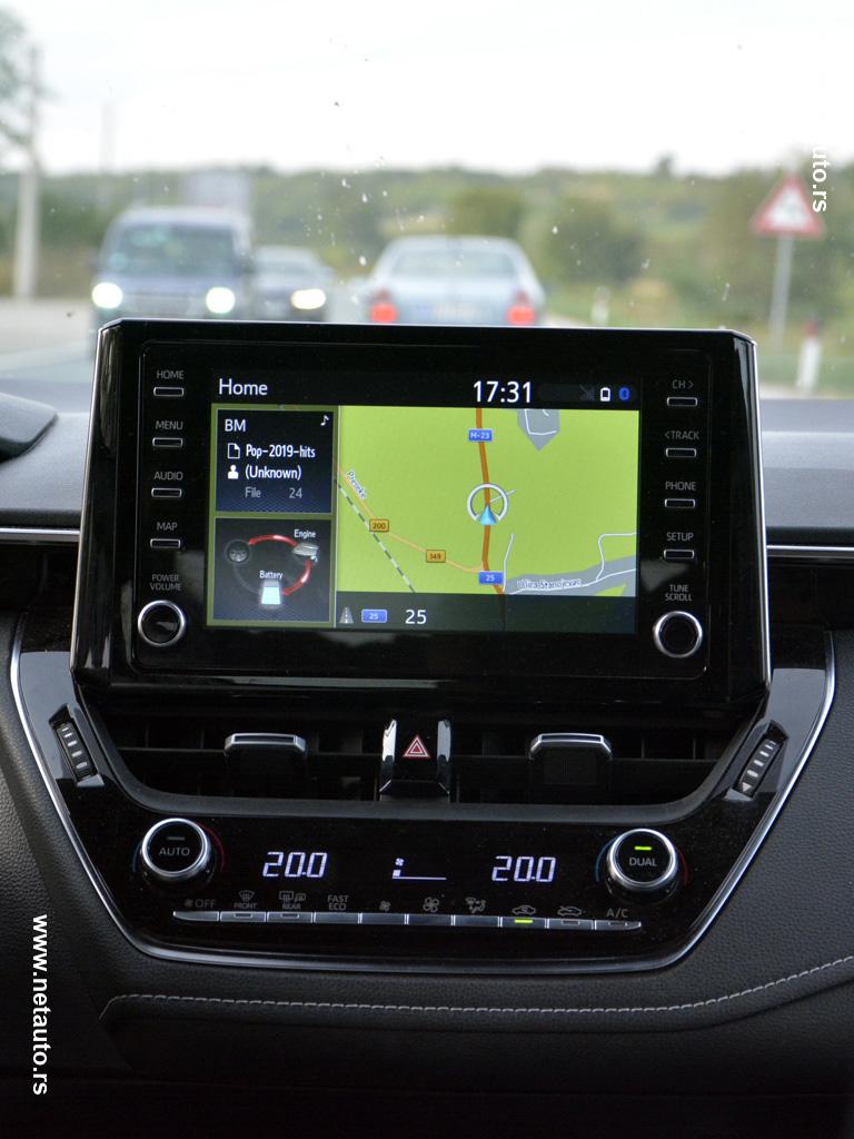 Toyota Corolla Hatchback 1.8 Hybrid
