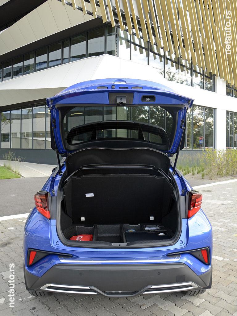 Toyota C-HR 2.0 Hybrid
