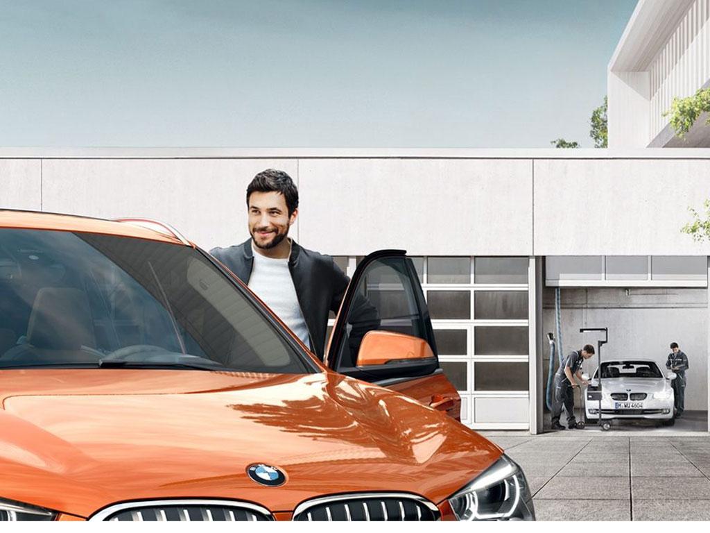 BMW servisna akcija