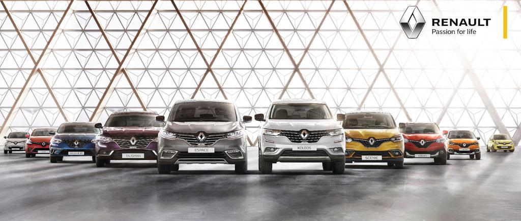 Renault gama