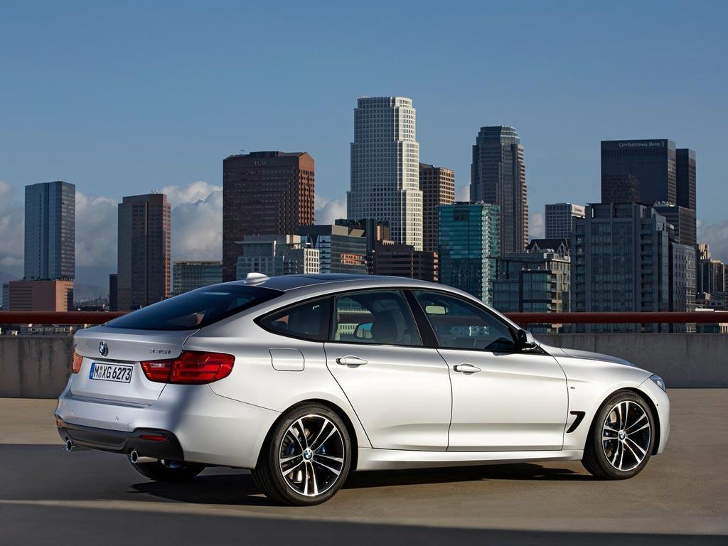BMW serije 3 Gran Turismo