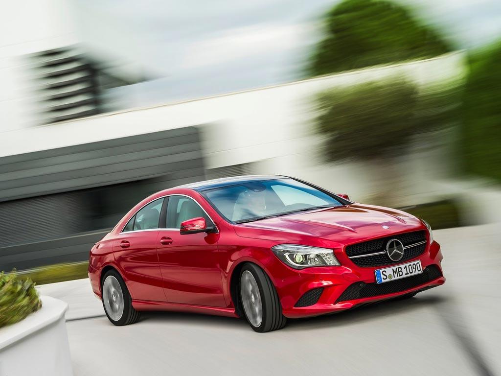 Mercedes-Benz CLA-klase